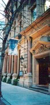 Toronto St. Facade