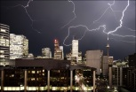 Daily Dose of Imagery - Toronto lightning storm