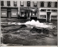 Weegee - Water Main Burst, Madison Ave.