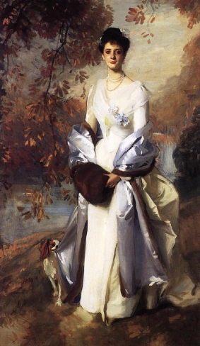 Portrait of Pauline Astor