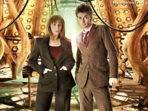 Just what is the Doctor/Donna